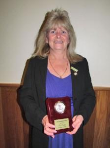 Sue Crebbin