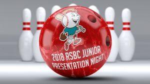 RSBC 2018 Junior Presentation Night
