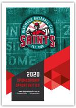 2020 Sponsorship Opportunities