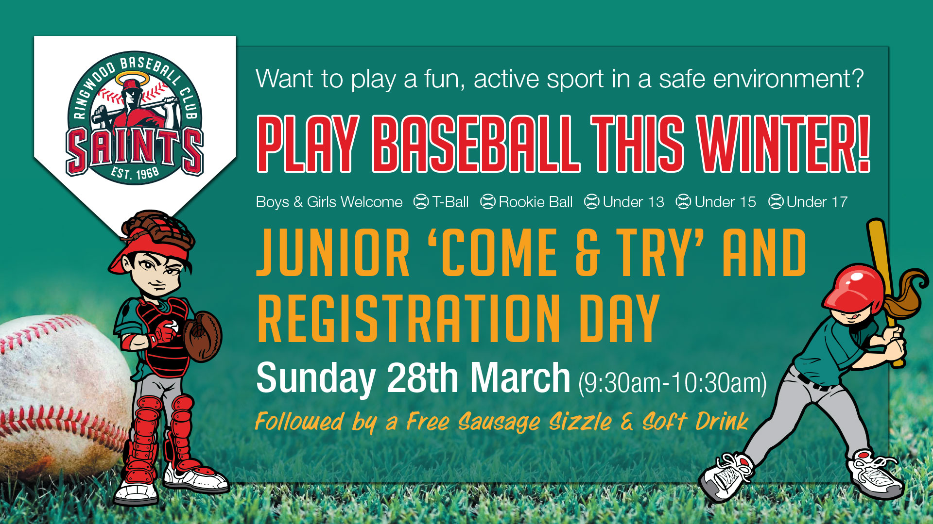 Come & Try Day