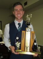 A Grade MVP and Club Champion