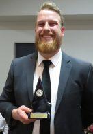 A4 Batting Award Ben Lewis