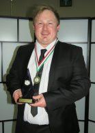 EE Batting Award Rohan Newman