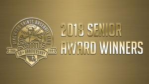 2018 Senior Award Winners