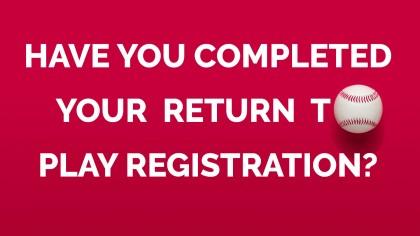 2021 Winter Return to Play Registration